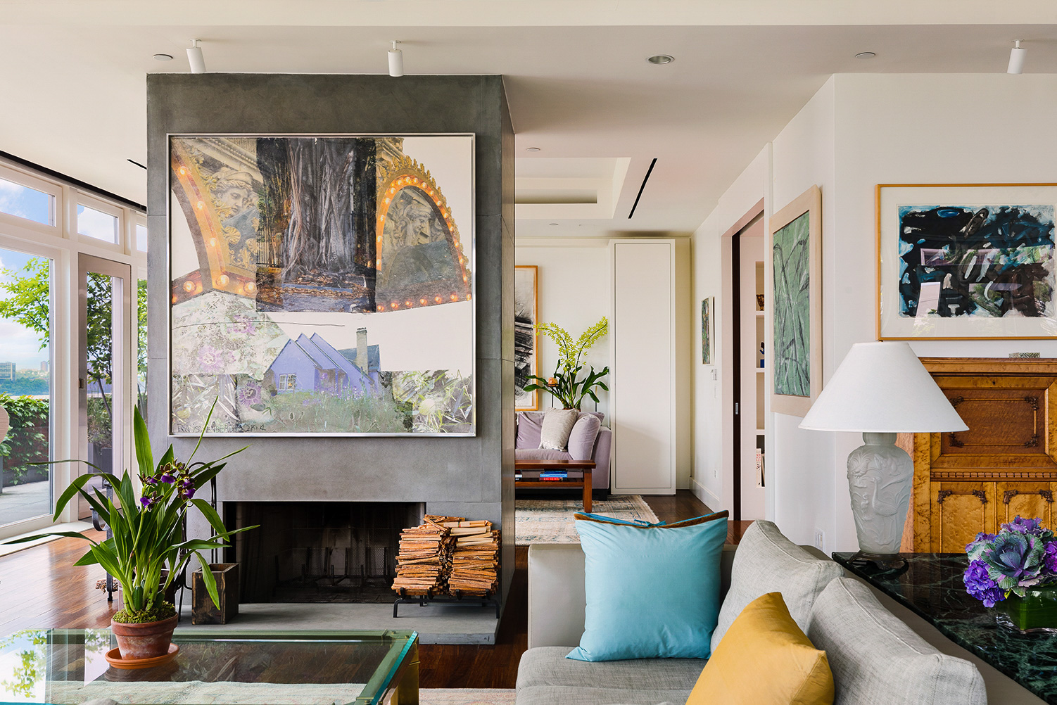 Peek Inside Meryl Streep's Manhattan Penthouse for Sale