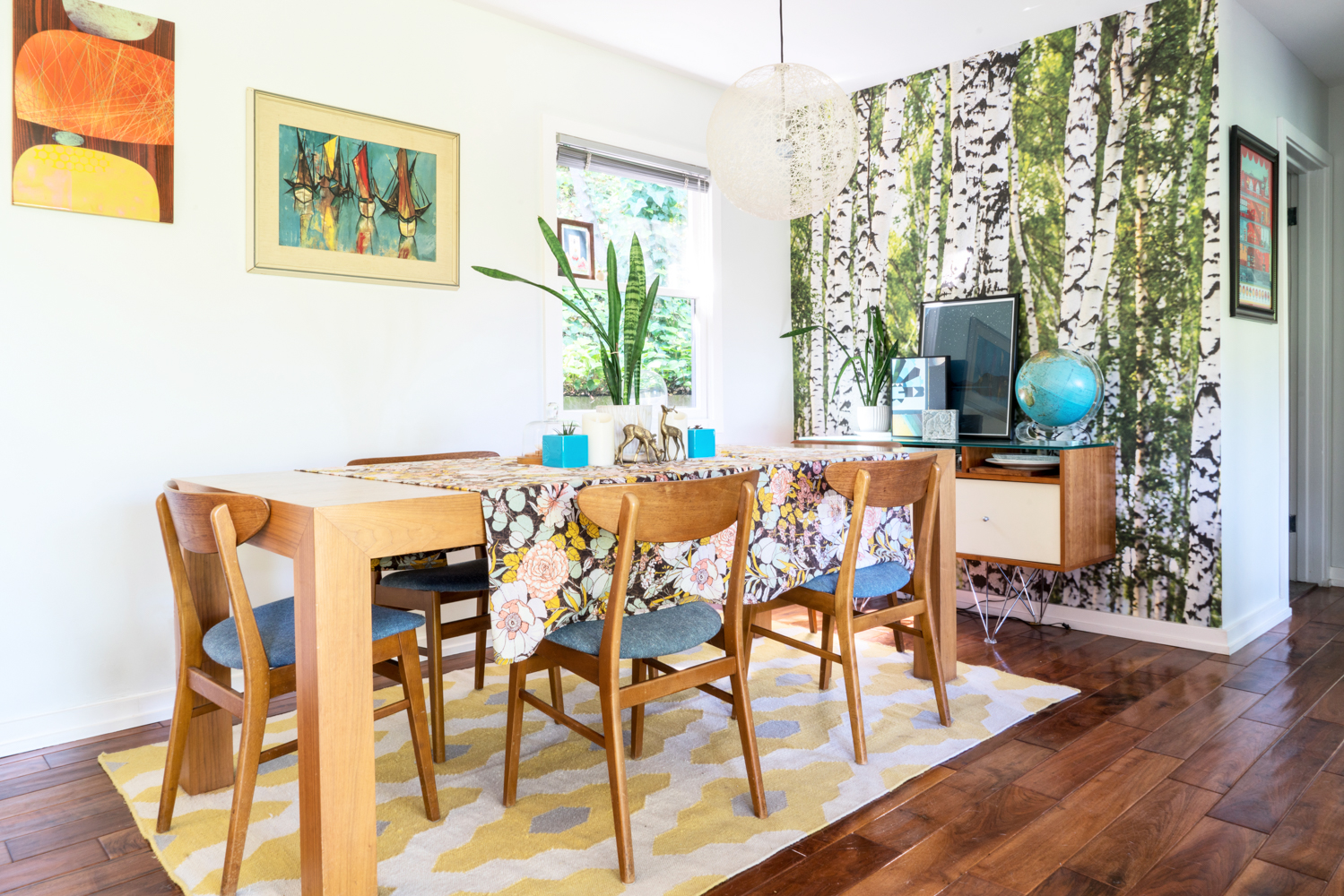 Actress Janet Varney S Hollywood Hills Home Apartment Therapy