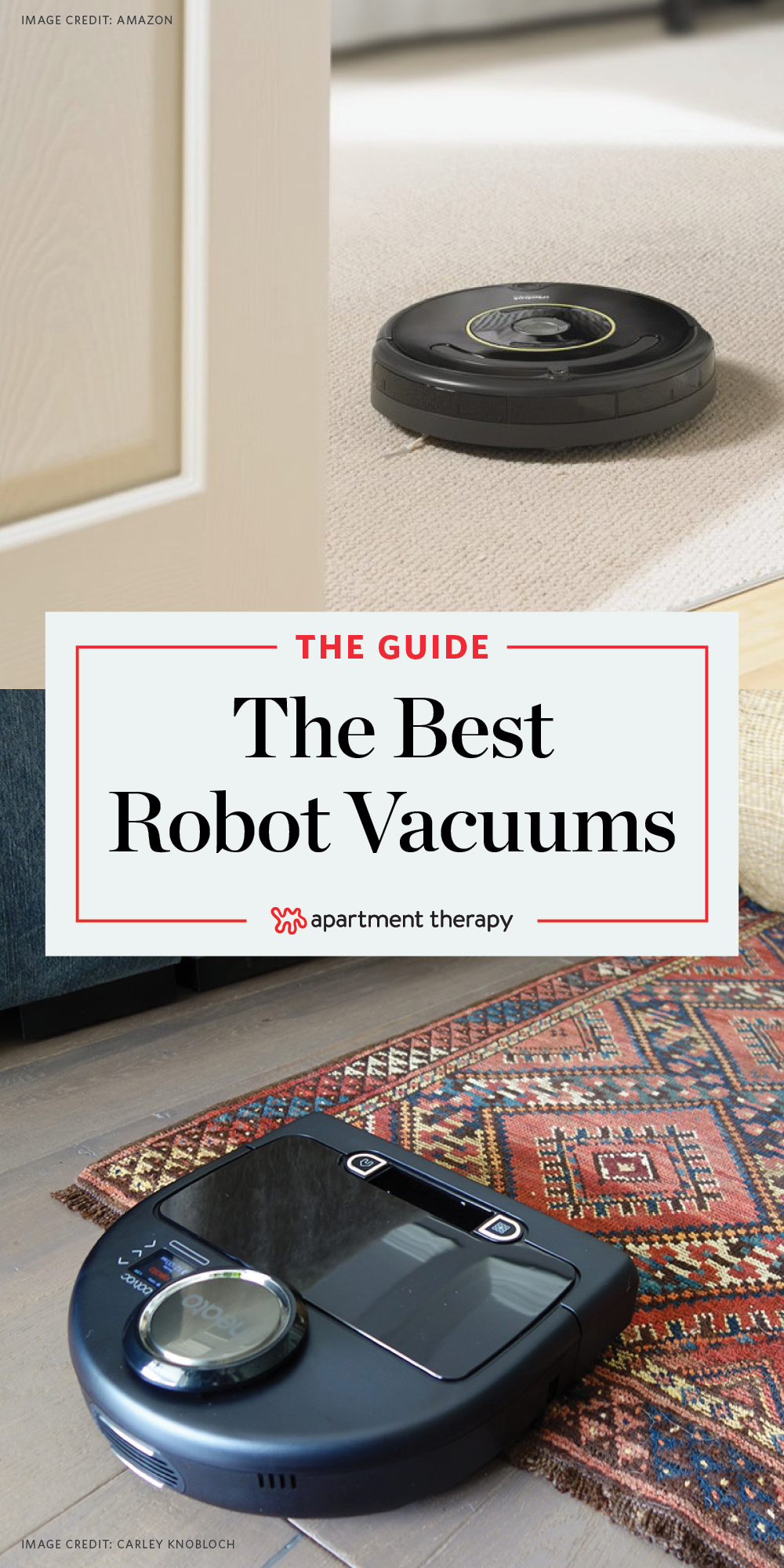 The Best Robot Vacuums For Every Budget   Apartment Therapy