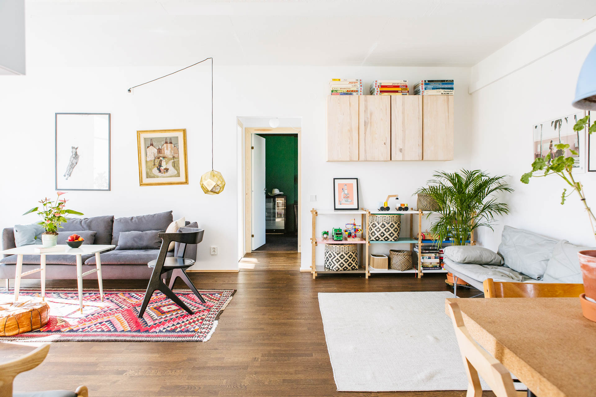 Scandinavian Living Rooms Apartment Therapy