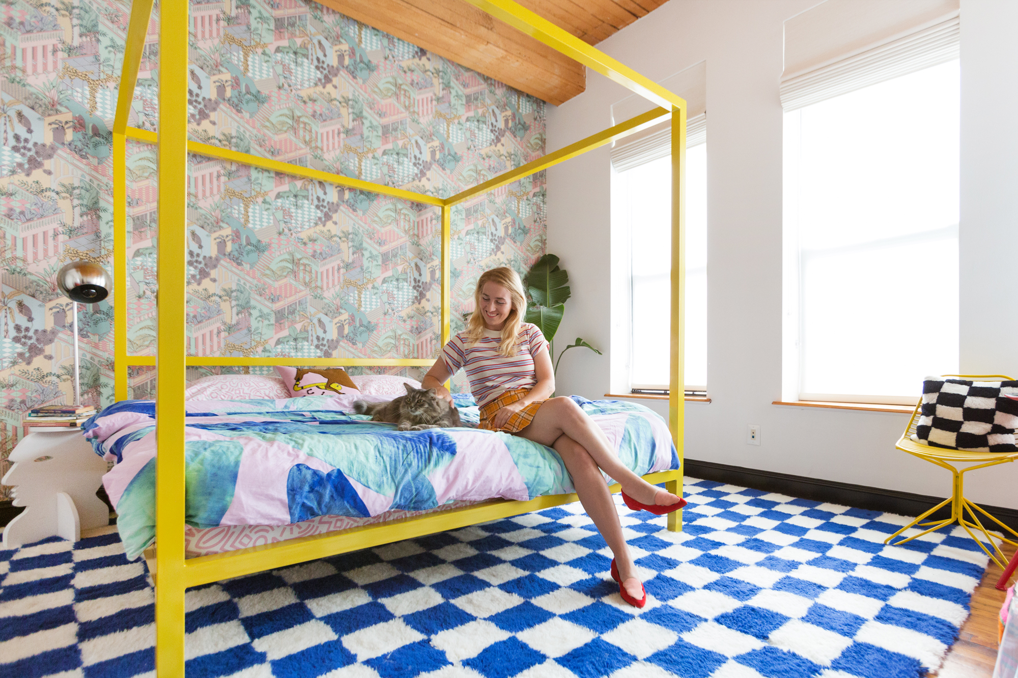 The Brooklyn Loft Of Aelfie S Founder Is As Audacious And Bad You D Think