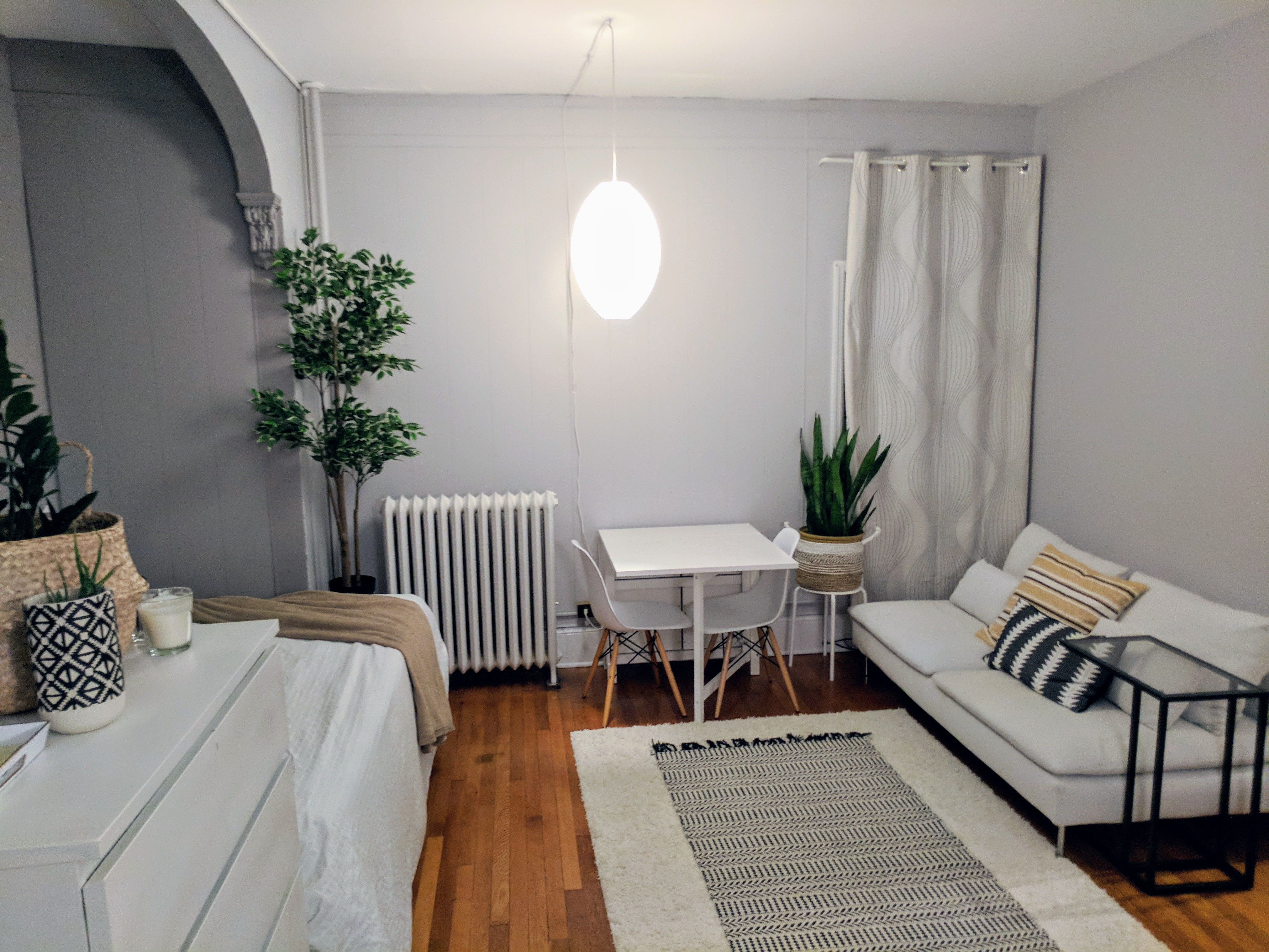 Tiny Space Living In A New York Studio Apartment Therapy