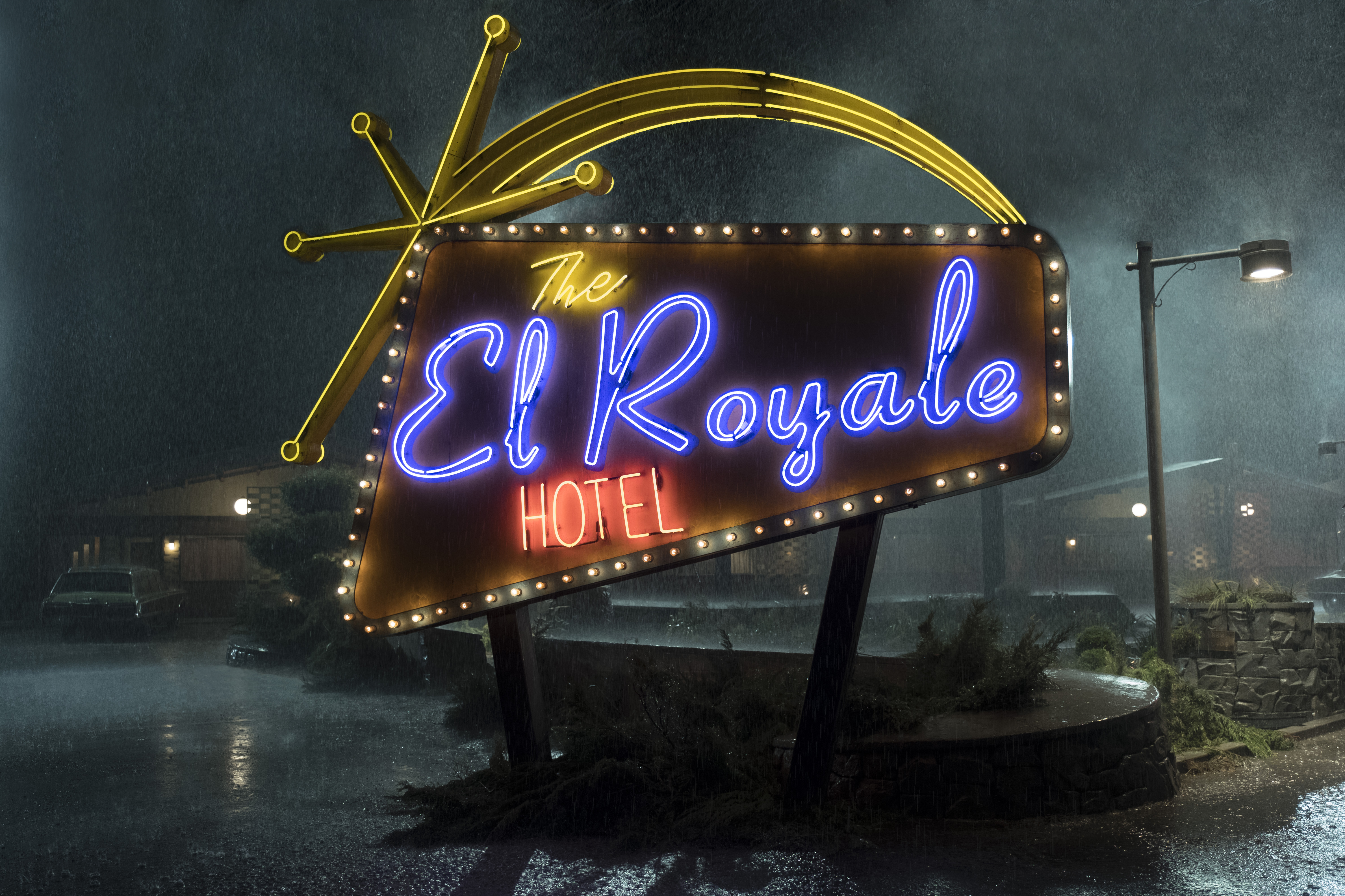 Bad Times At The El Royale Set Design Decor Photos Apartment Therapy
