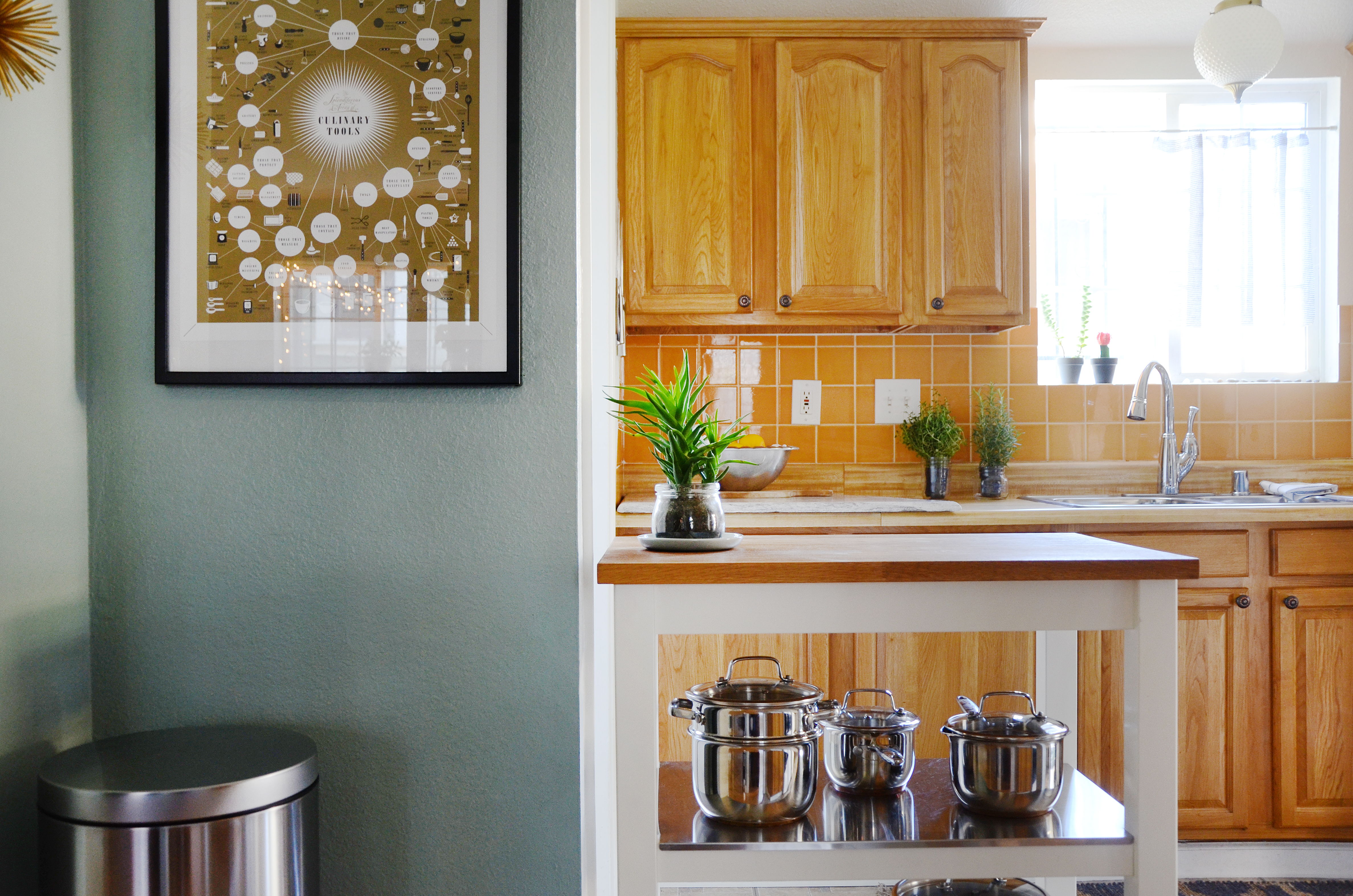Easy Kitchen Updates - Cheap No Renovation   Apartment Therapy