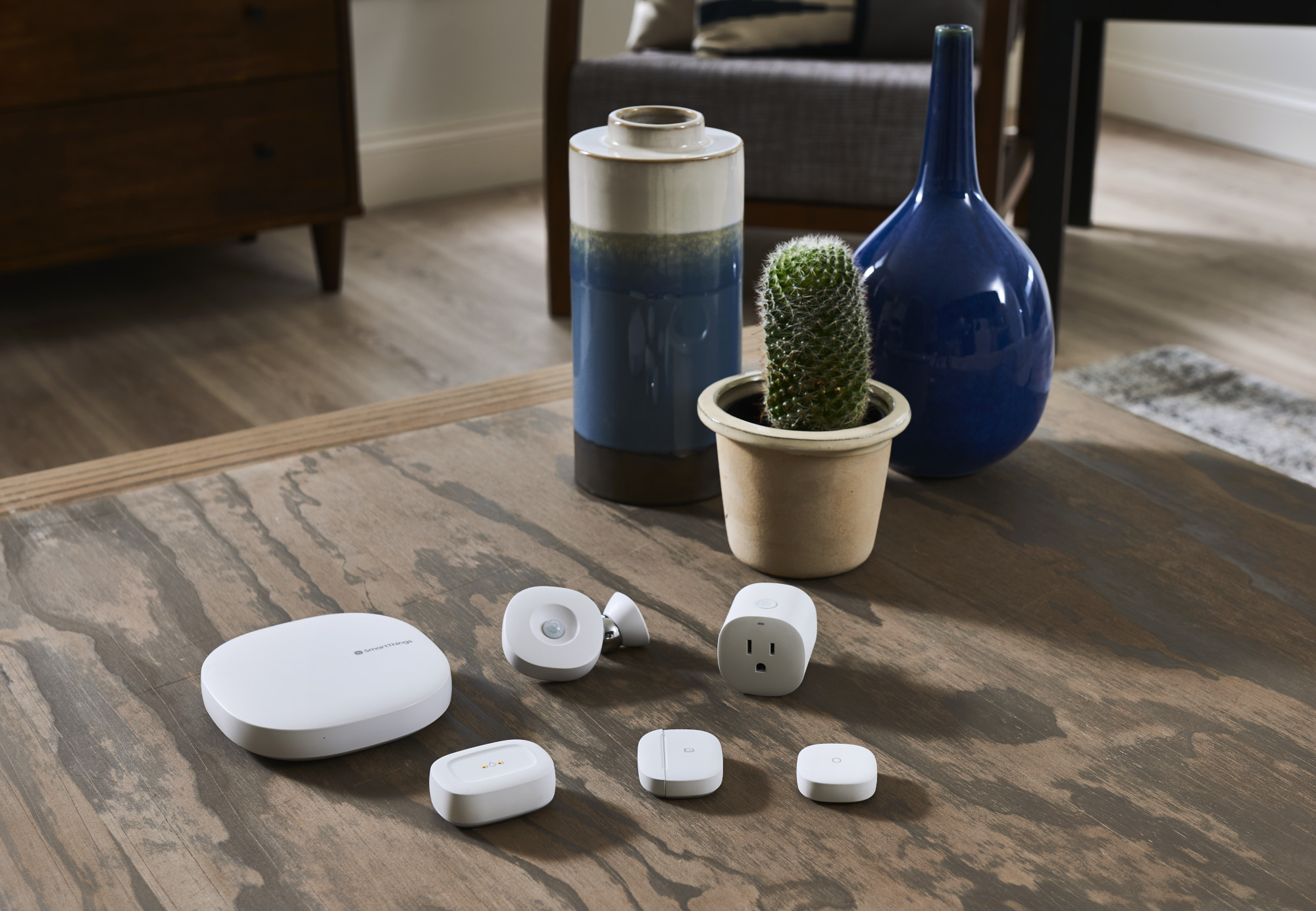 Enter To Win Samsung SmartThings Hub Sweepstakes | Apartment