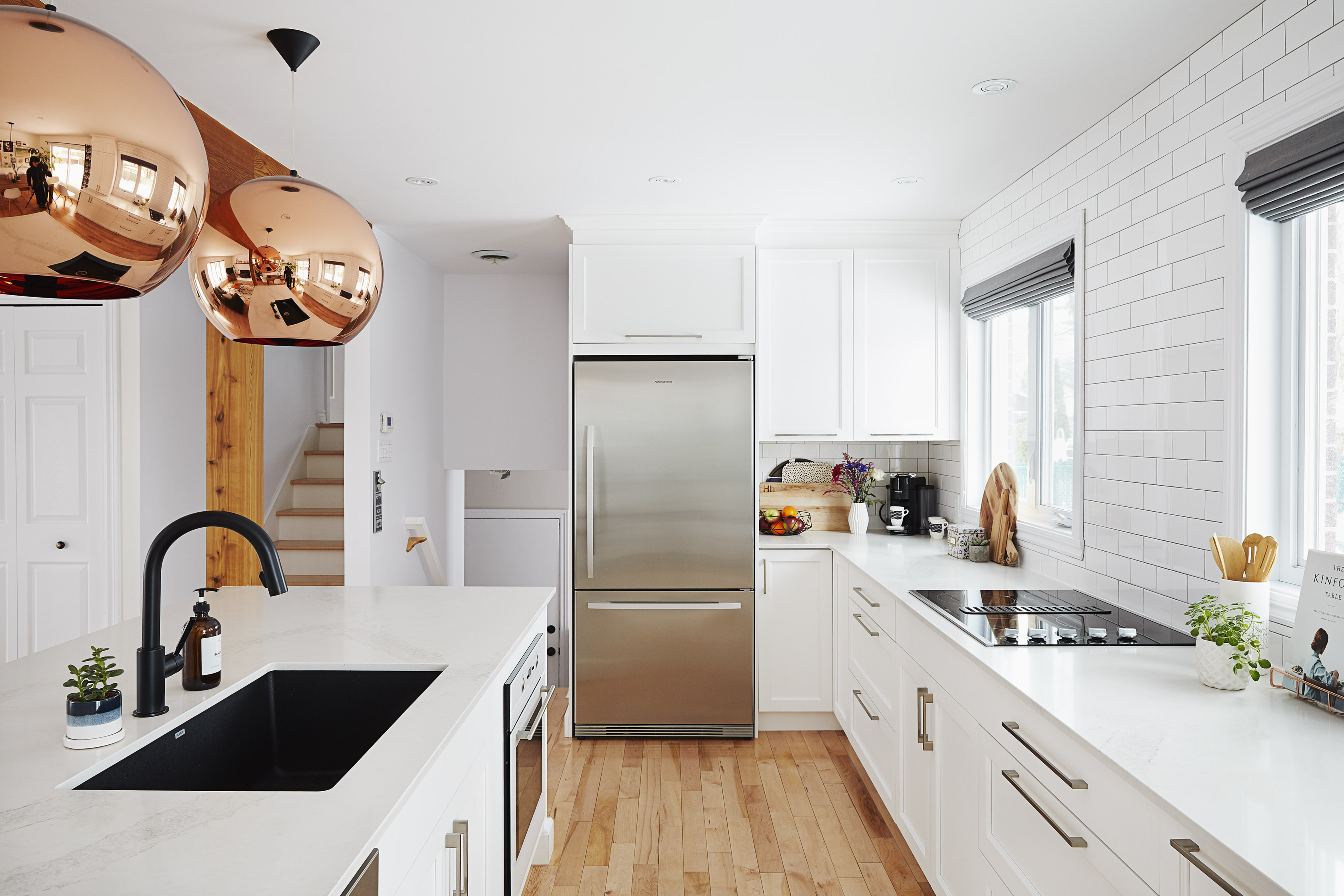 Cheap Kitchen Flooring That Looks Great   Apartment Therapy