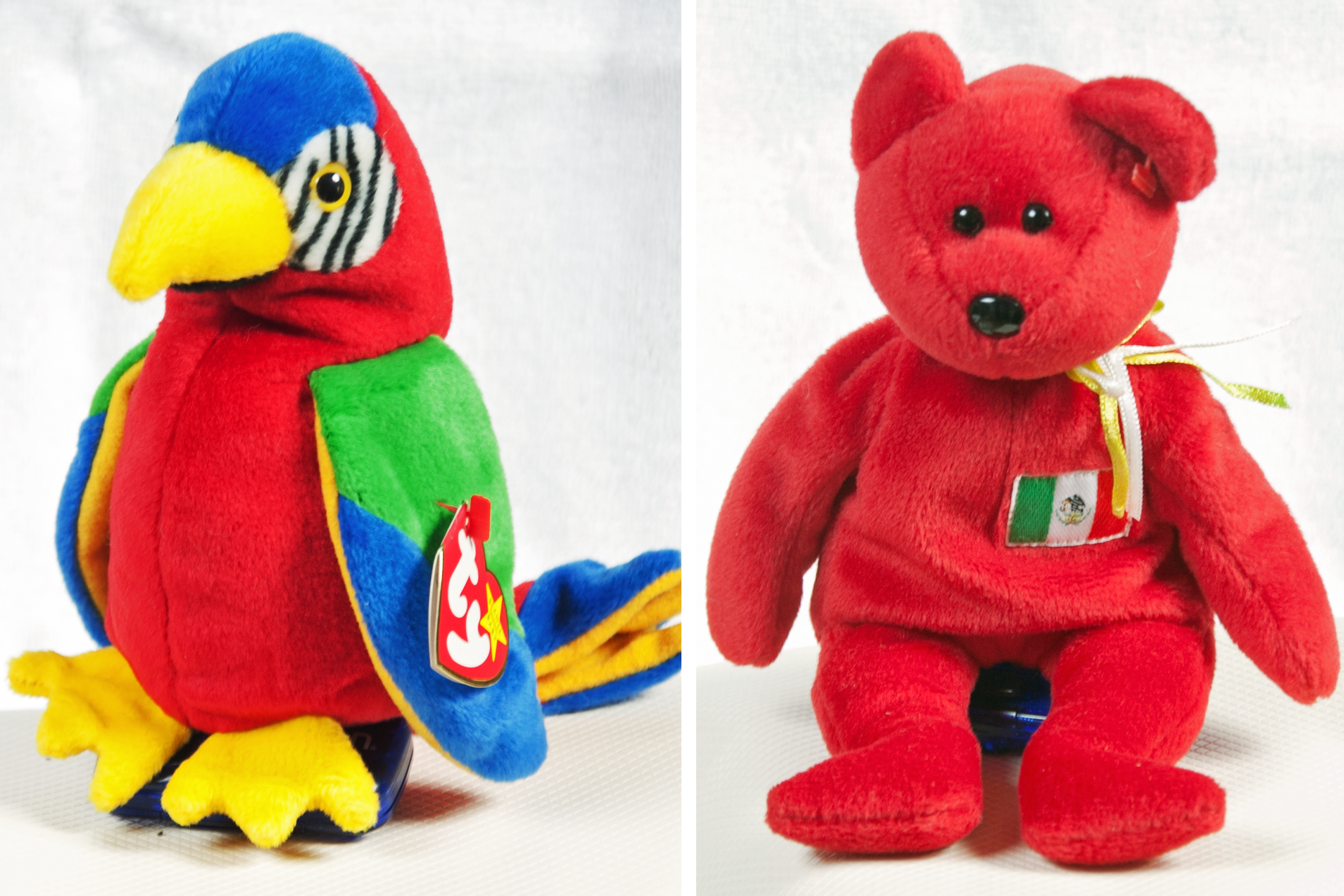 fb0118636fb Your Childhood Beanie Baby Could Be Worth Up To  10K