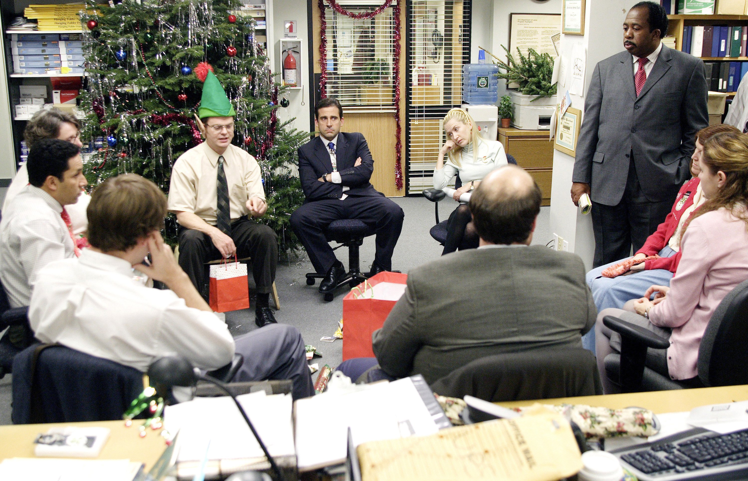 e351d7acfb The Best The Office Christmas Episodes Ranked | Apartment Therapy