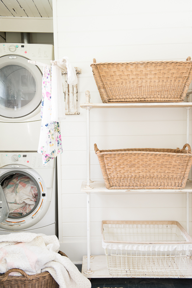 DIY Laundry Hamper Organizers And Sorting Systems