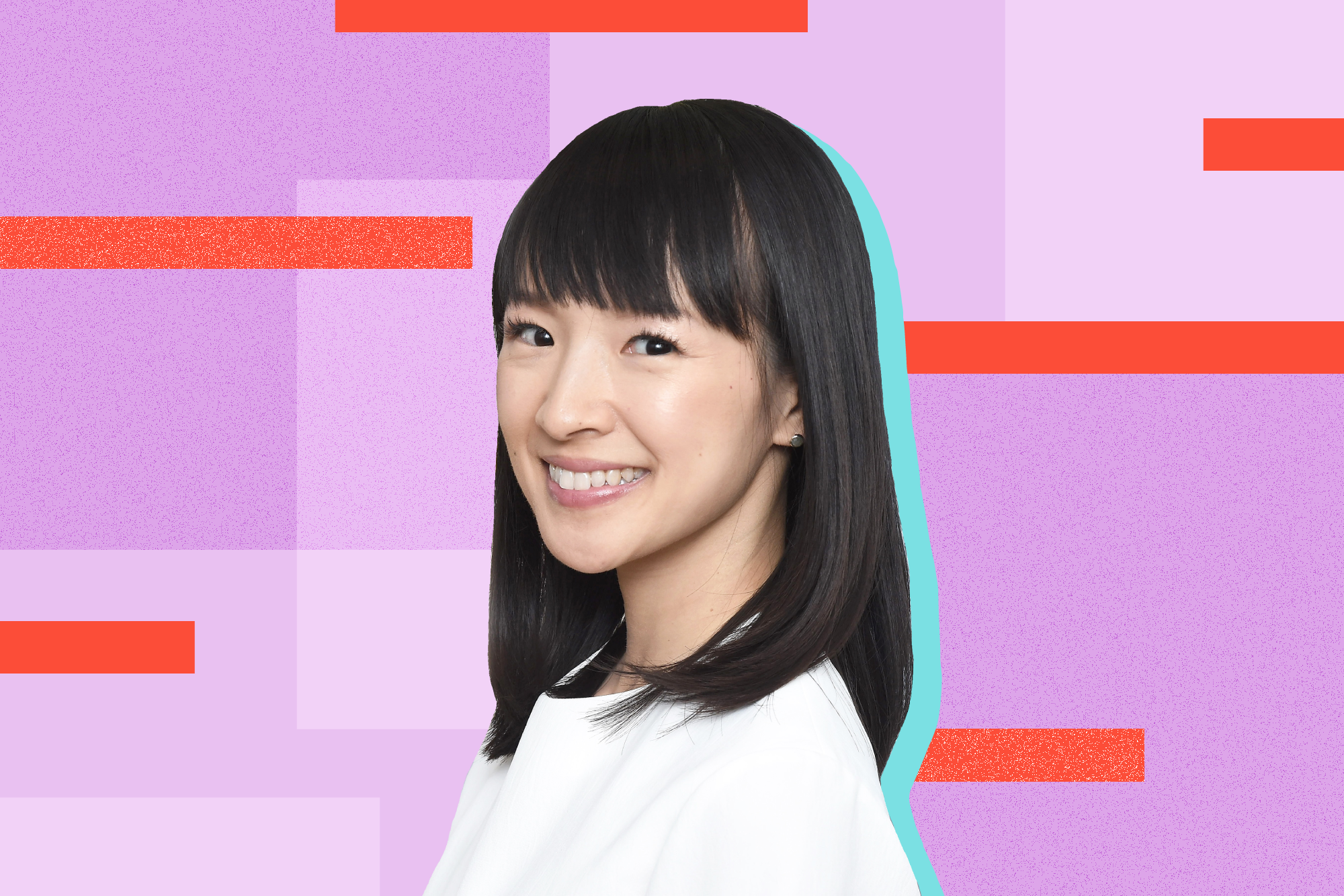 Marie Kondo Just Made A Folding Mistake That's So Relatable