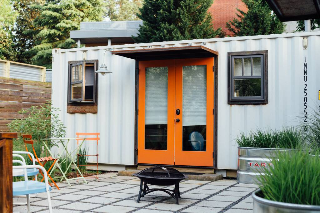 8 Cool Converted Shipping Container Homes to Rent, Starting at $29/Night