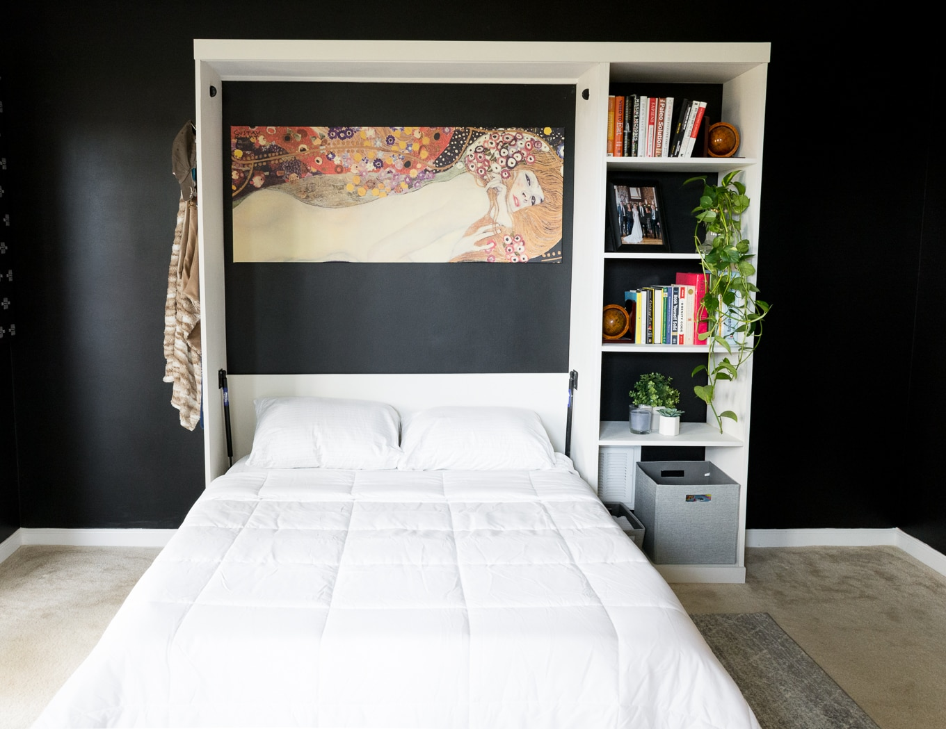 Murphy Bed Projects For Small Spaces | Apartment Therapy