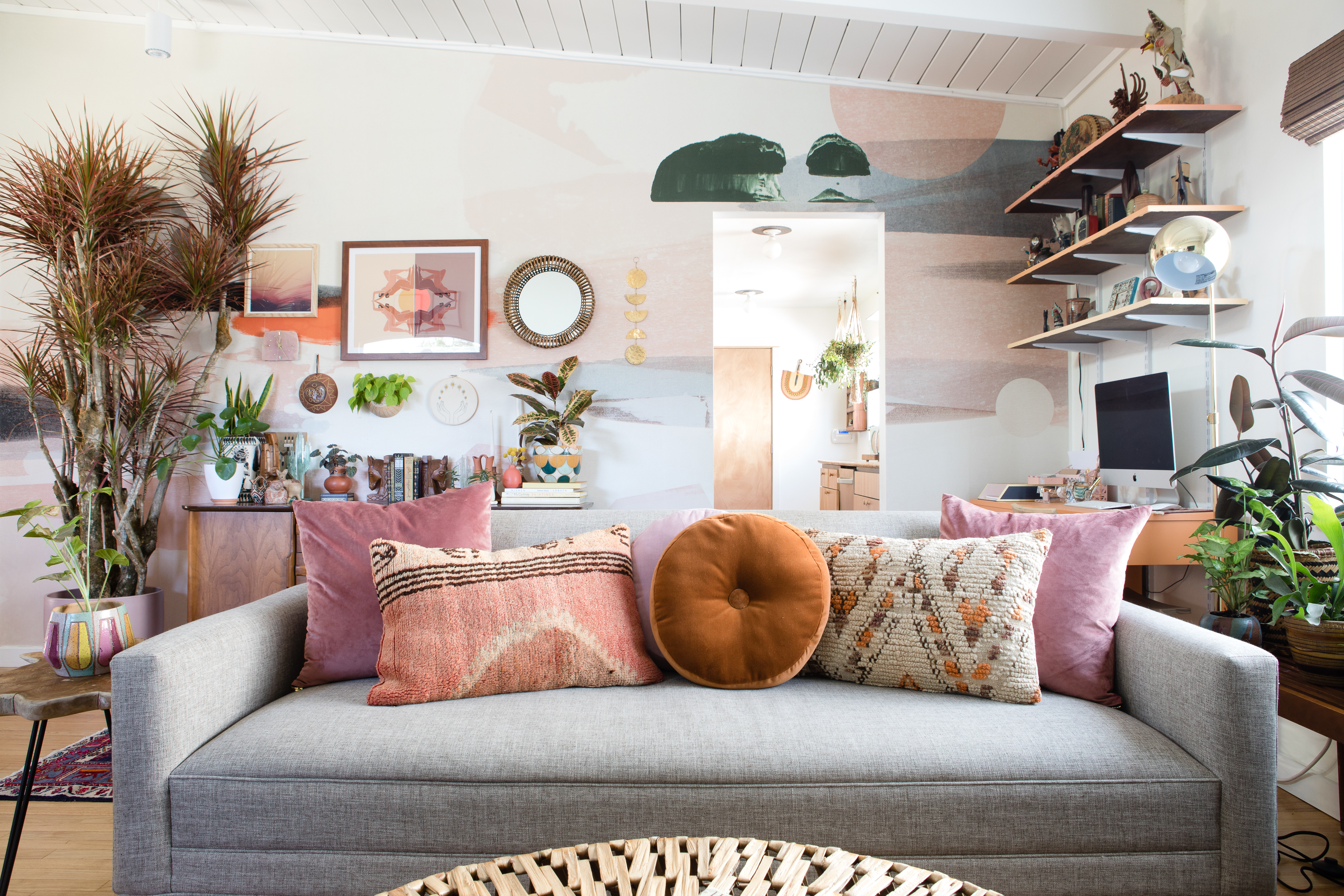 Best Bohemian Style Decor Room Makeovers Apartment Therapy