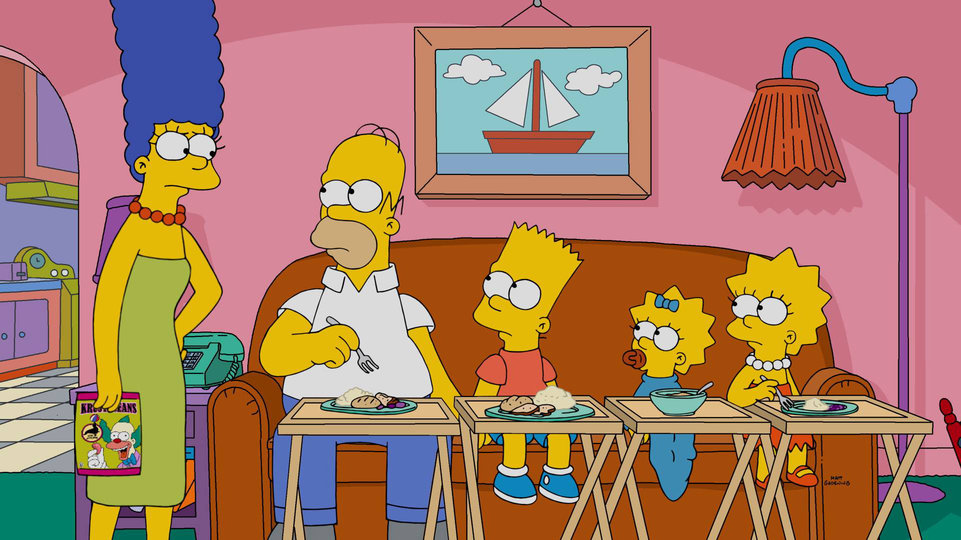 """""""The Simpsons"""" Has Been On TV for 30 Years—Here Are the Best Homes"""