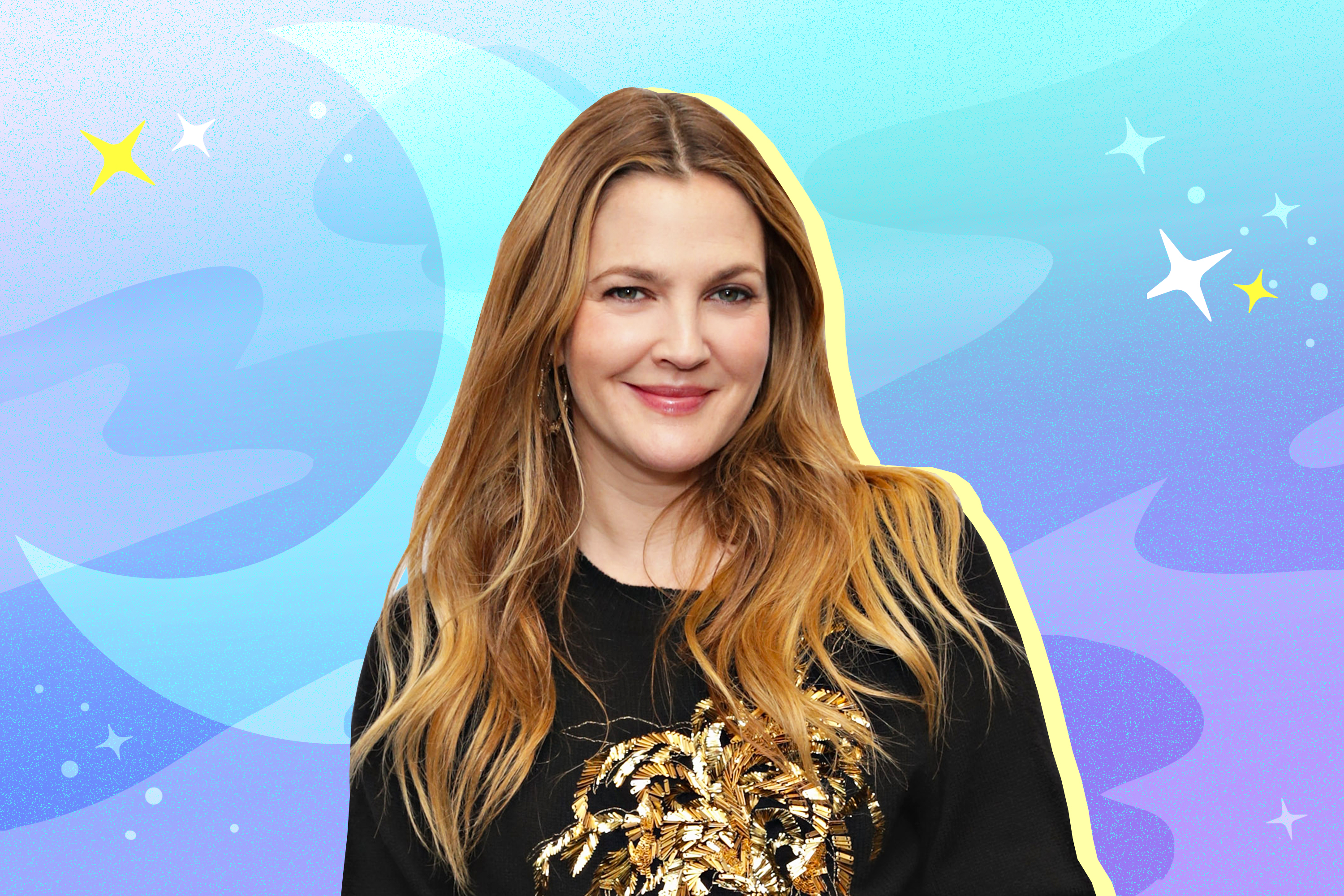 This Is How Drew Barrymore Spends Her Perfect Night In