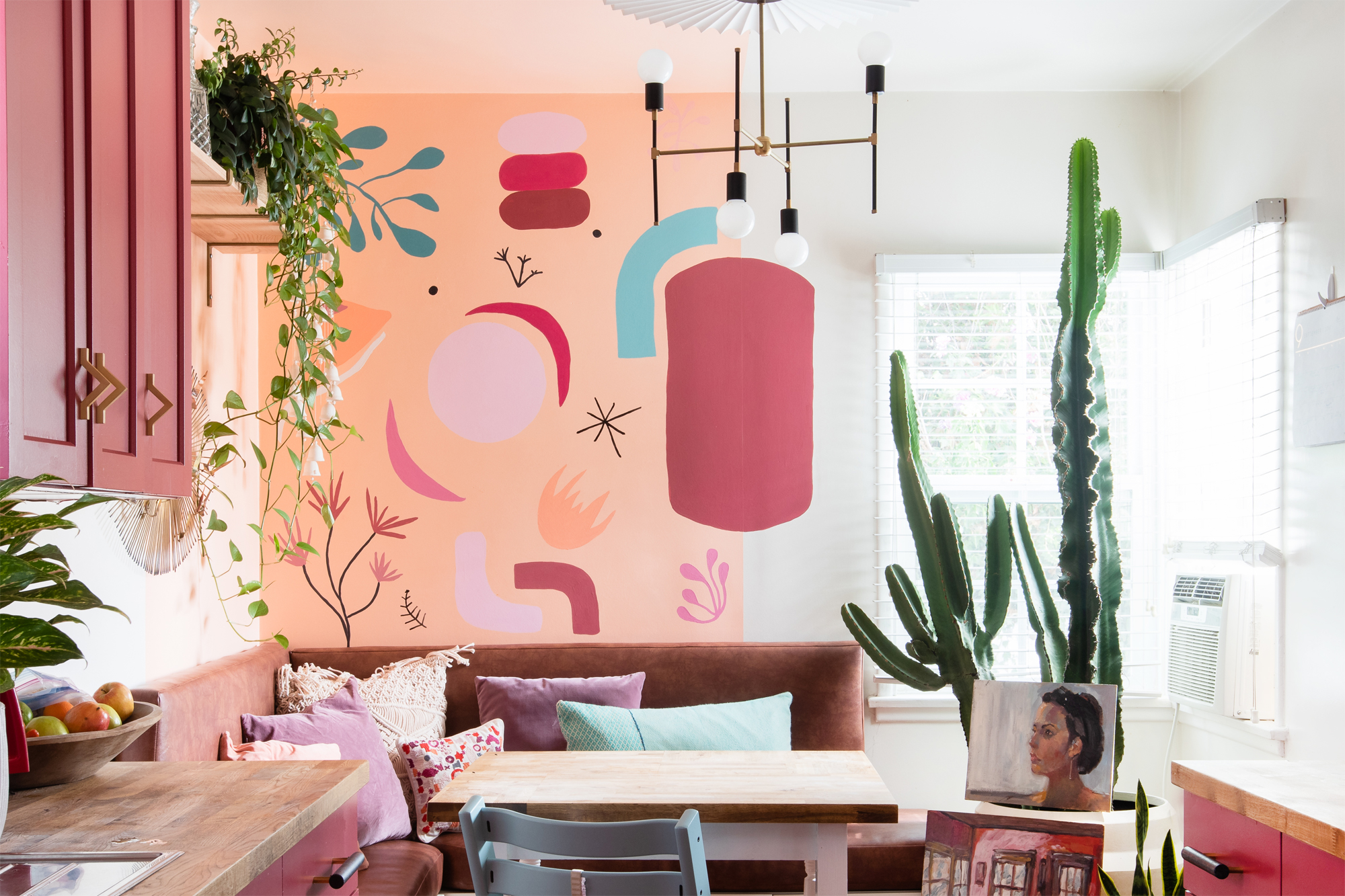 8 Wall Murals Even a Minimalist Could Love