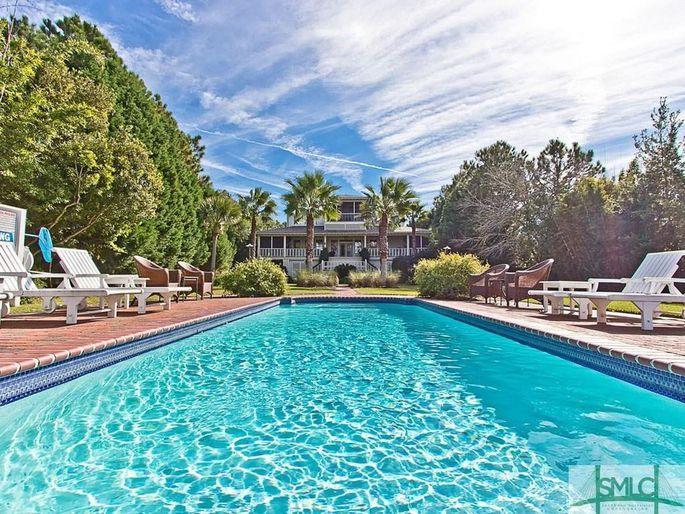 Sandra Bullock Lists Her Georgia Island Home for $6.5 Million