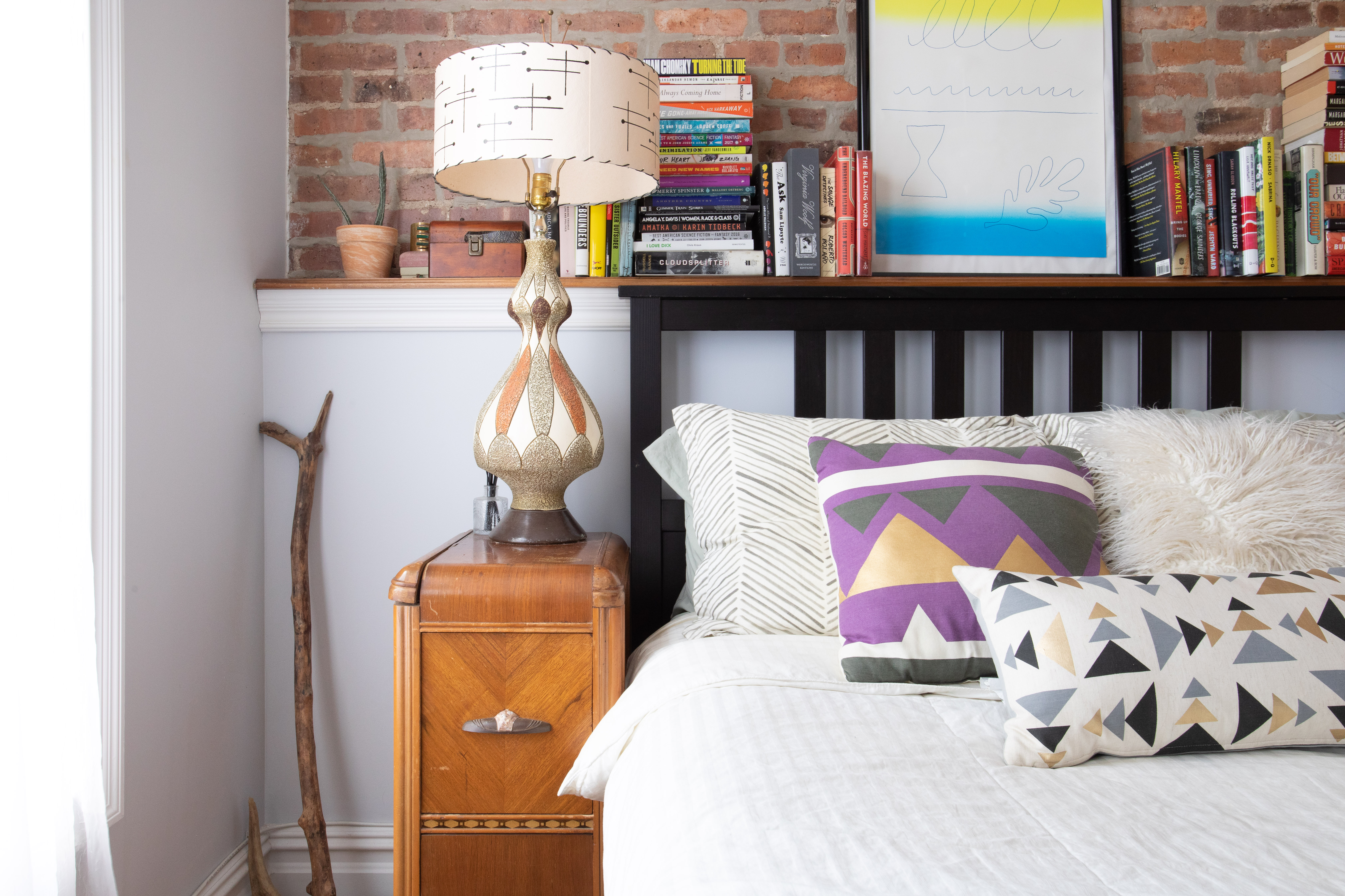 Wondrous 208 Square Foot Brooklyn Small Studio Apartment Tour Gamerscity Chair Design For Home Gamerscityorg