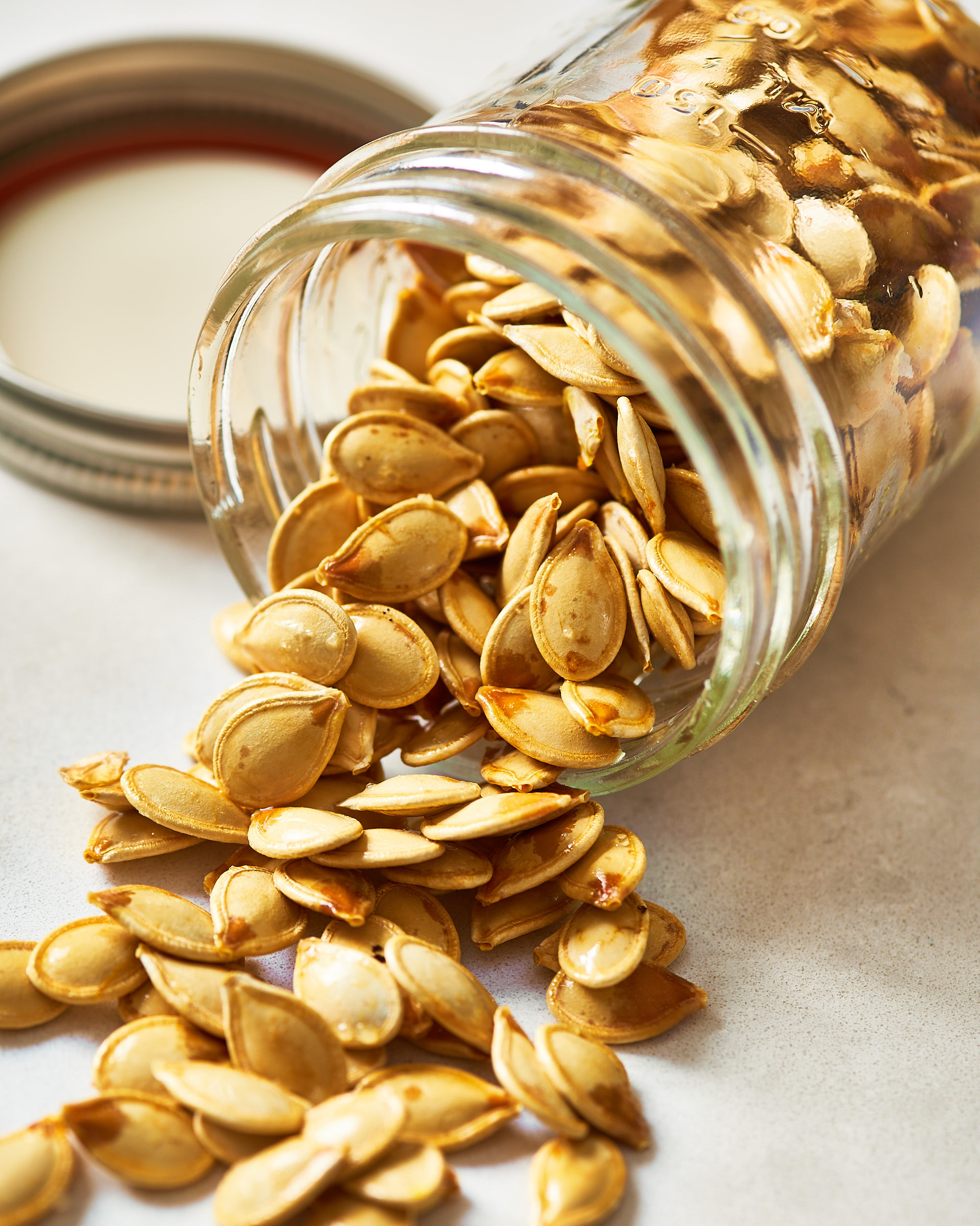 A Smart Tip for Better Roasted Pumpkin Seeds | Kitchn
