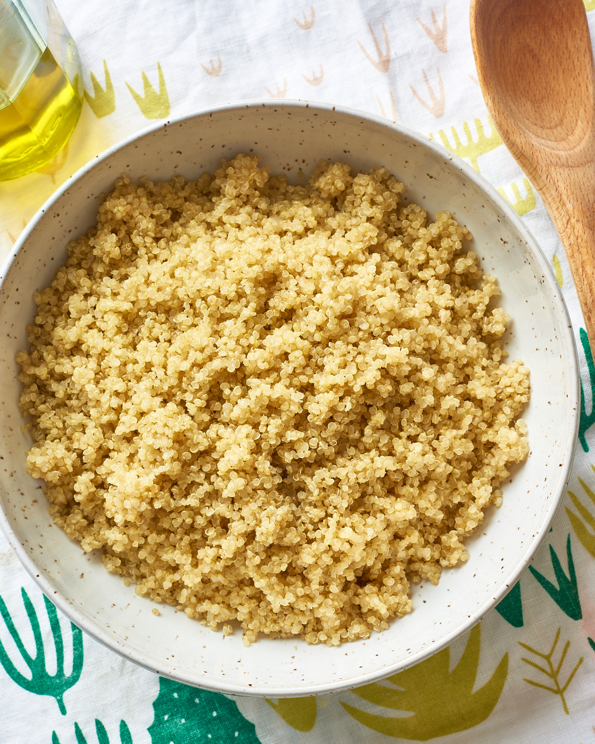 How To Cook Fluffy, Tasty Quinoa | Kitchn