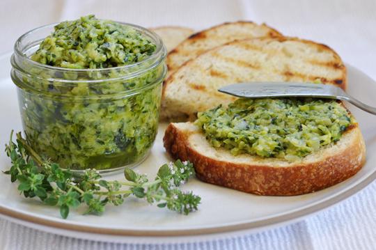 Recipe: Super Easy and Delicious Zucchini Butter | Kitchn