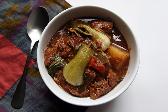 Filipino Recipe: Pork Sinigang Soup | Kitchn