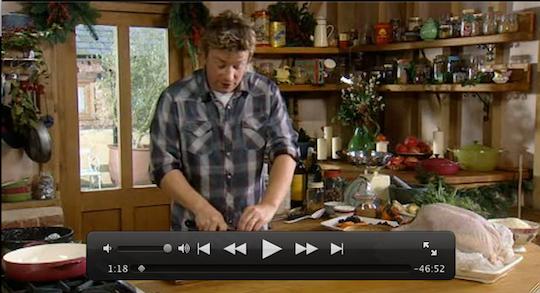 Look A Peek At Jamie Oliver S New Kitchen Kitchn