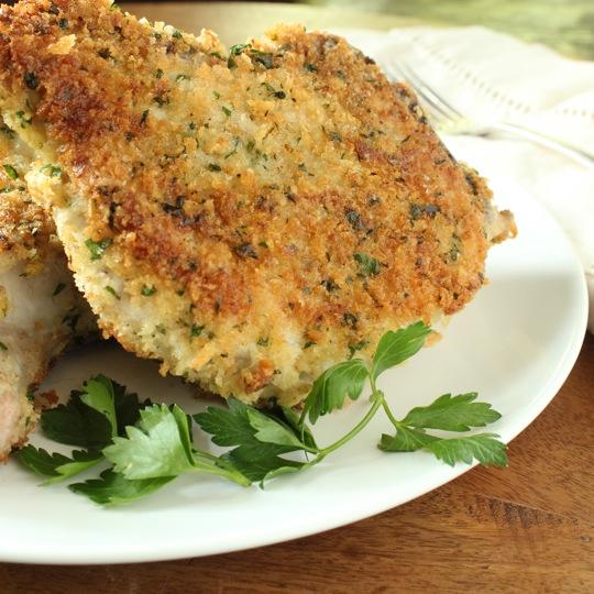 Dinner Recipe for Two: Crispy Panko Pork Chops | Kitchn