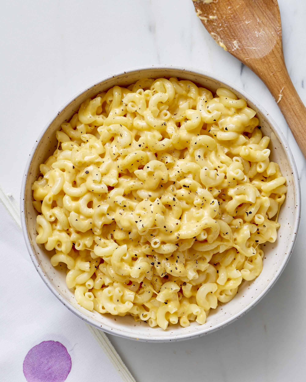 mac and cheese sauce to pasta ratio