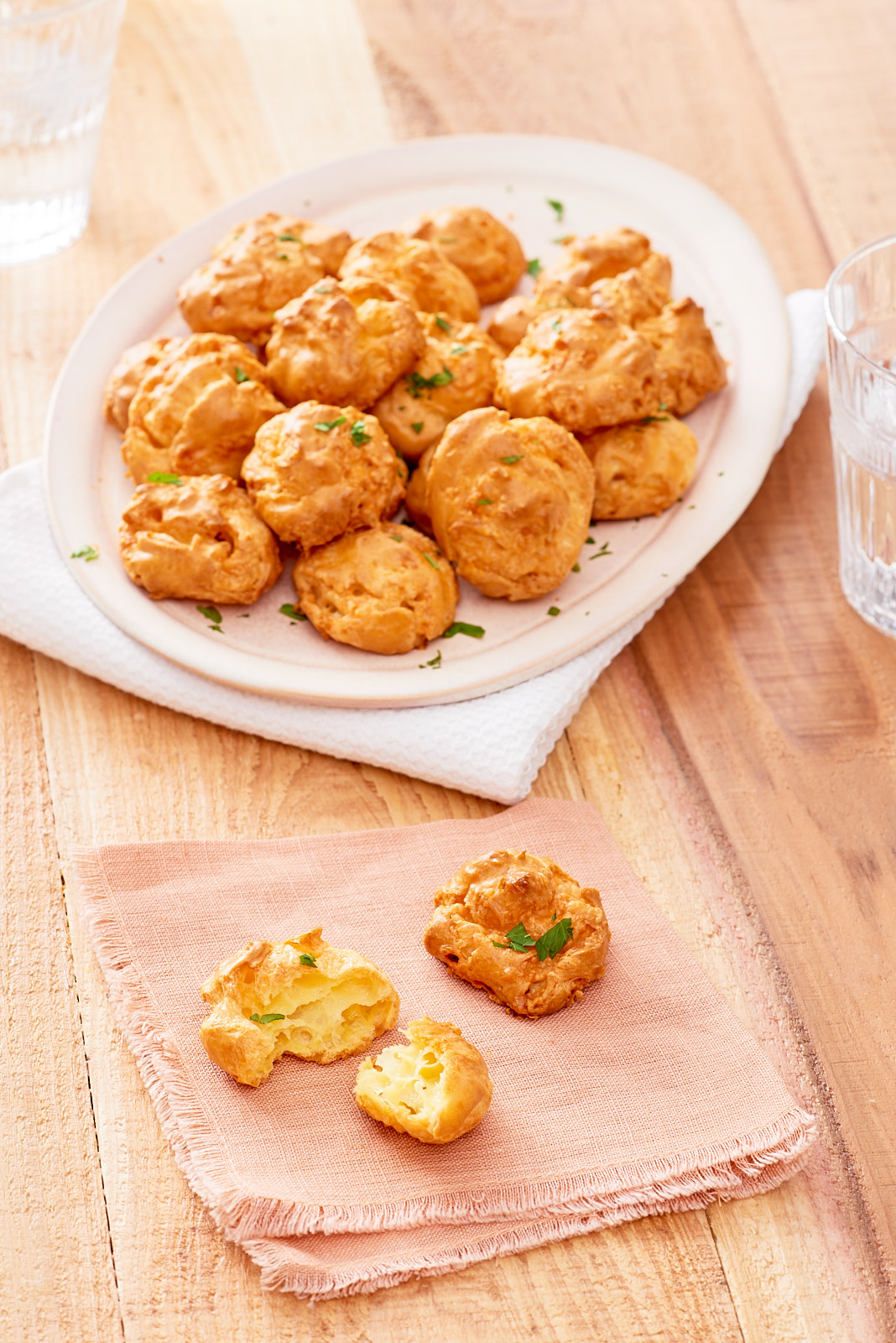 How To Make Cheese Gougères | Kitchn