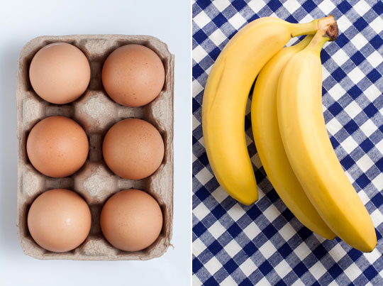 Banana For an Egg: Vegan Substitutions for 8 Common Baking Ingredients | Kitchn