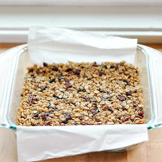 How To Make Granola Bars at Home | Kitchn