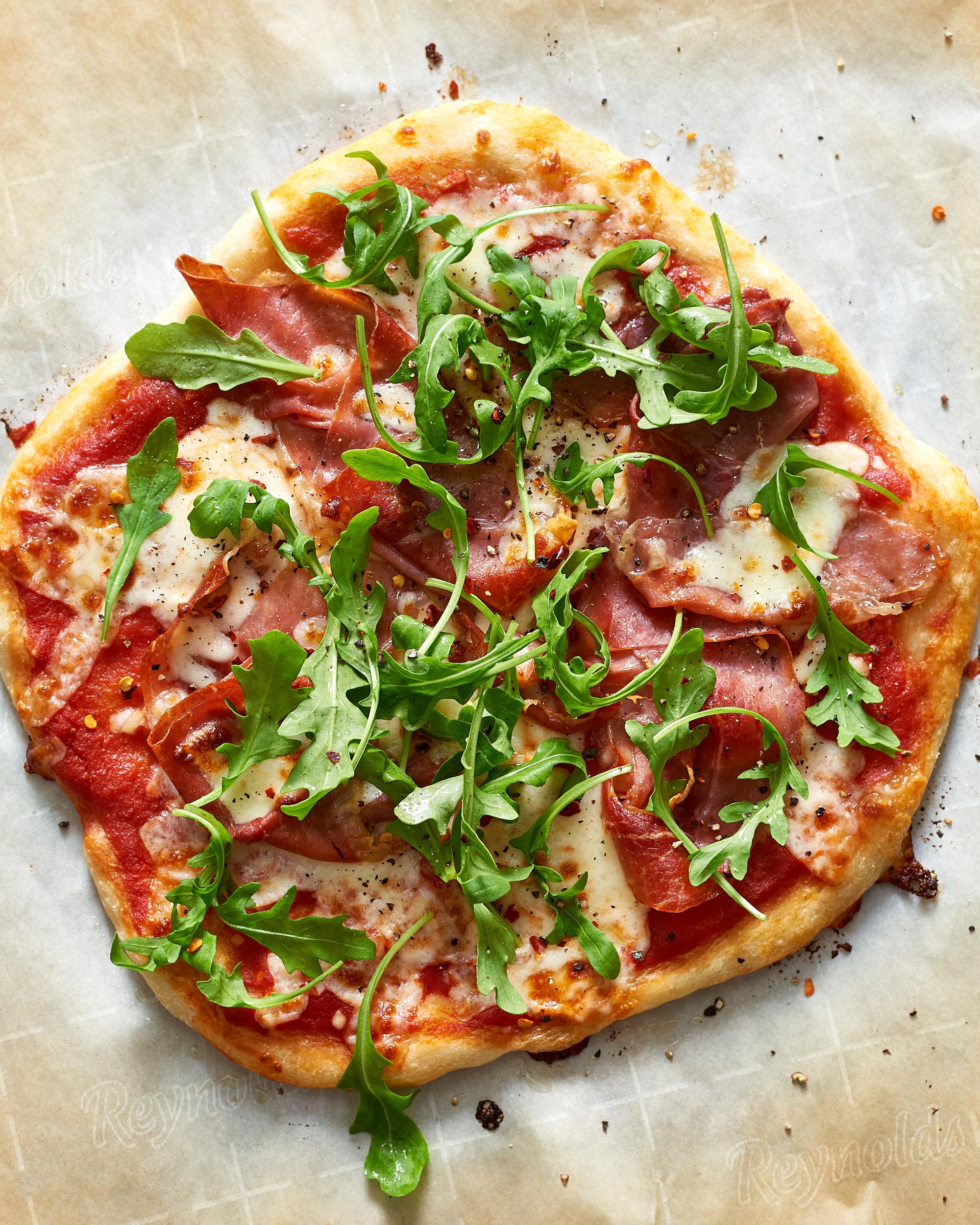 Prosciutto and Arugula Pizza | Kitchn
