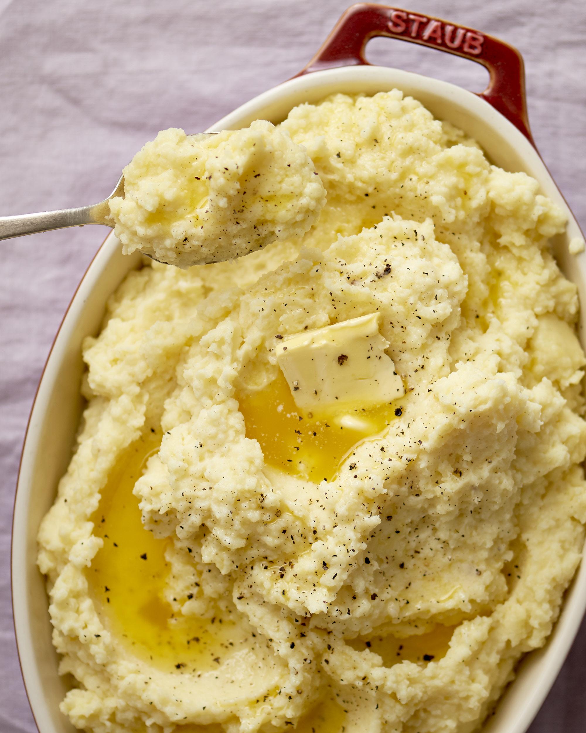 Mashed Potatoes Recipe Make The Best Mashed Potatoes Kitchn
