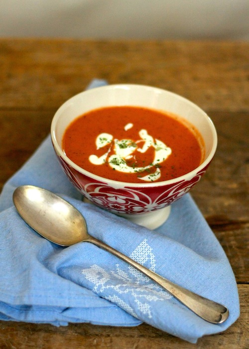 How to Make Creamy Tomato Soup Without the Cream: 3 Brilliant Tips | Kitchn