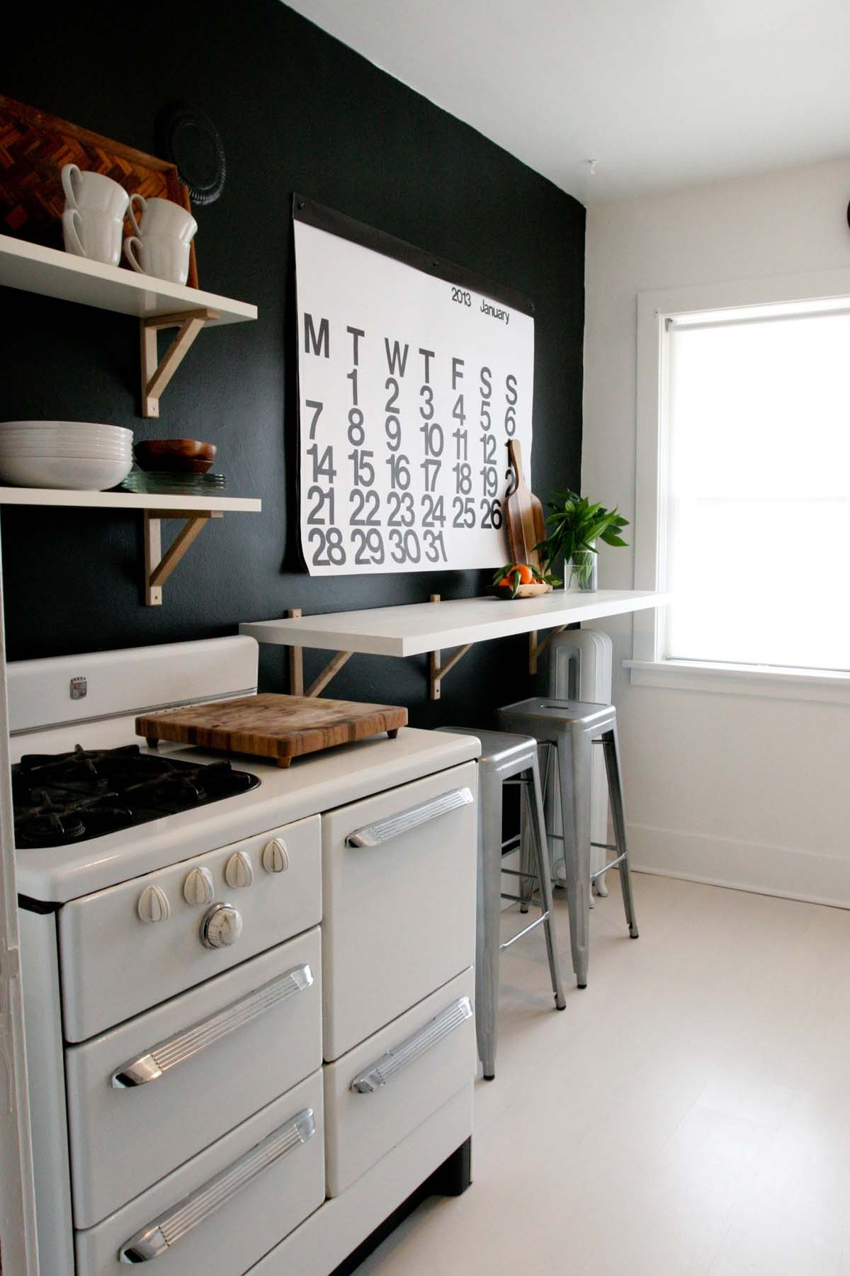 A Small Minimal Much Loved Kitchen Kitchn