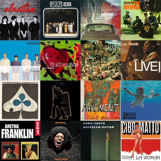 Anjali's Playlists: Totally '90s Cooking Jams & Indie-Soul-Funk Party Mix   Kitchn