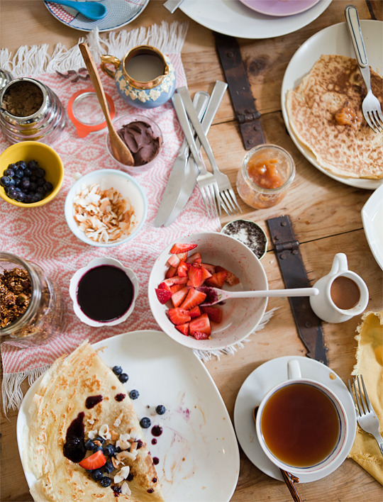 Crêpe Parties, Taco Bars & More: 9 Build-Your-Own Party Meals | Kitchn