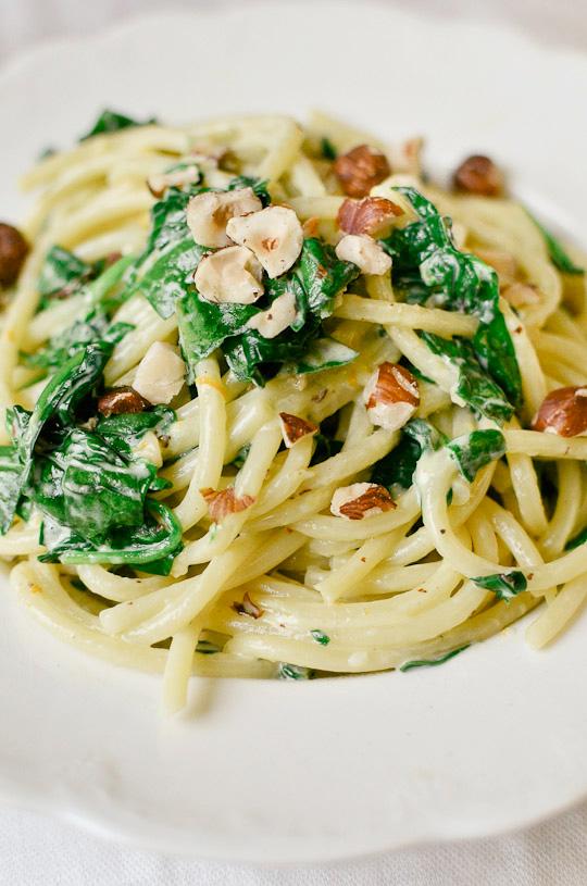 10 Fresh Vegetarian Pasta Dishes for Spring | Kitchn