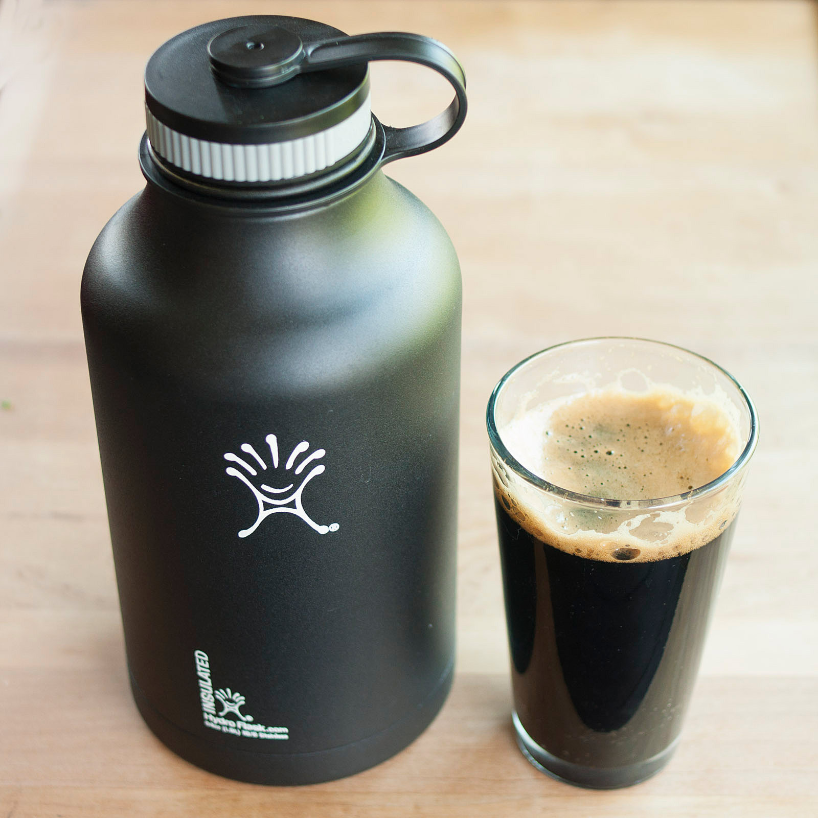 For Beer (And A Lot More): Hydro Flask Vacuum-Insulated