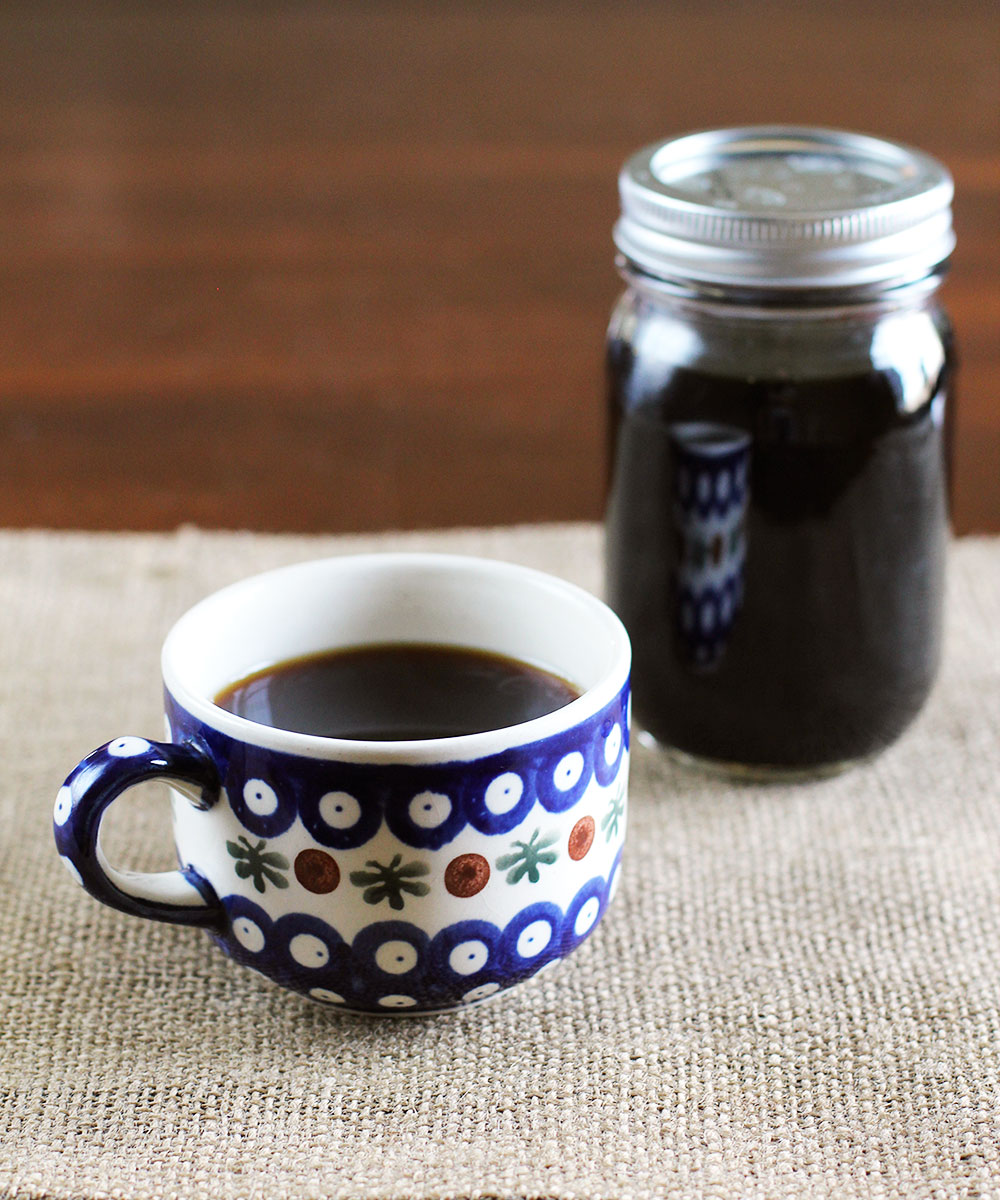 How To Make Coffee Concentrate to Serve Hot Coffee to a Crowd | Kitchn