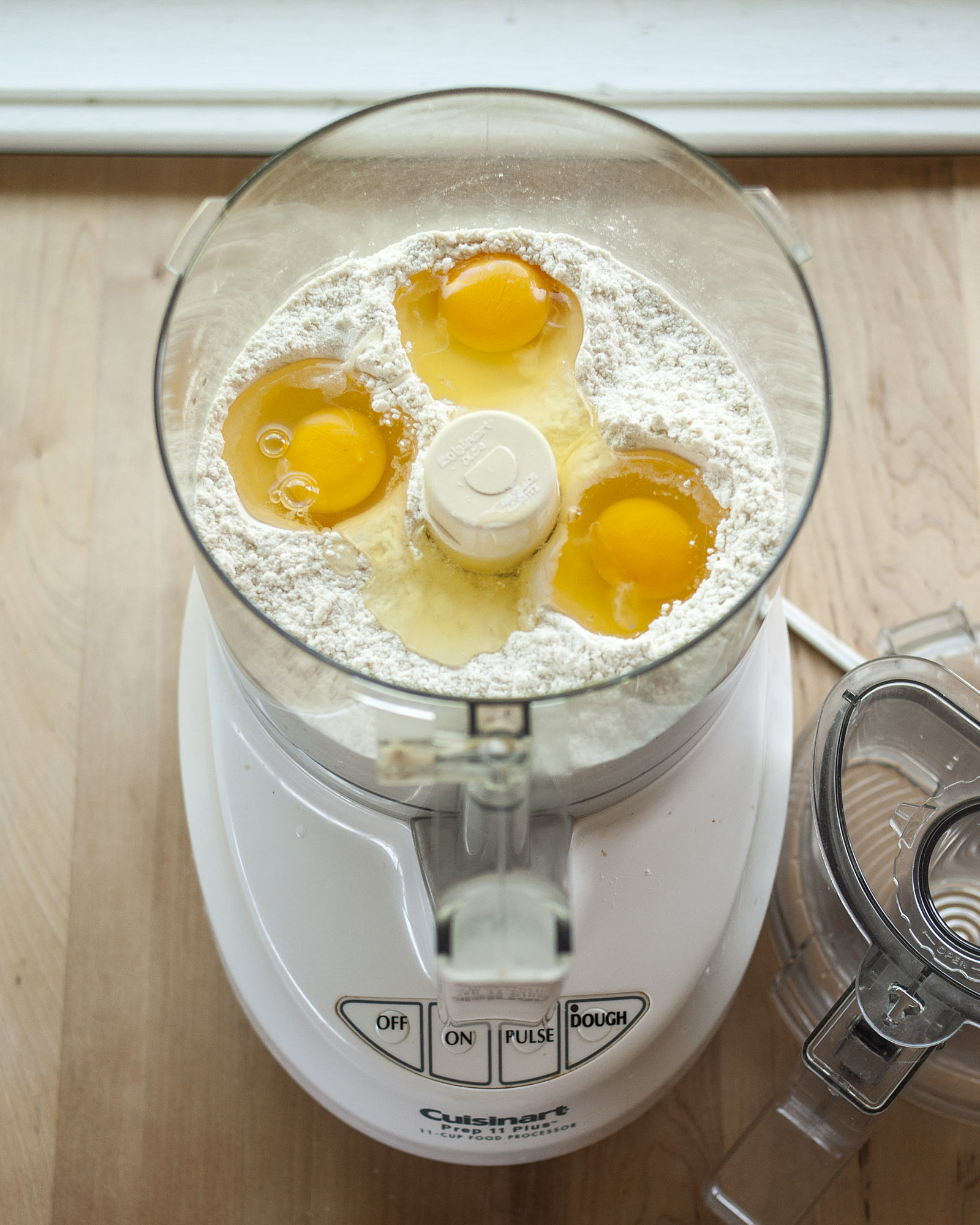 How To Make Fresh Pasta Dough in the Food Processor | Kitchn