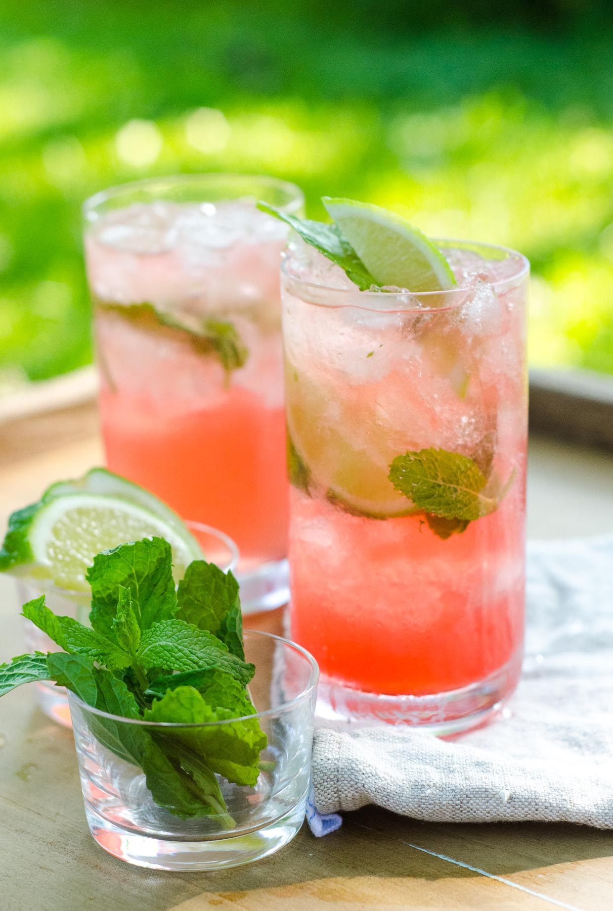 Summer Cocktail Recipe: Campari Mojito | Kitchn