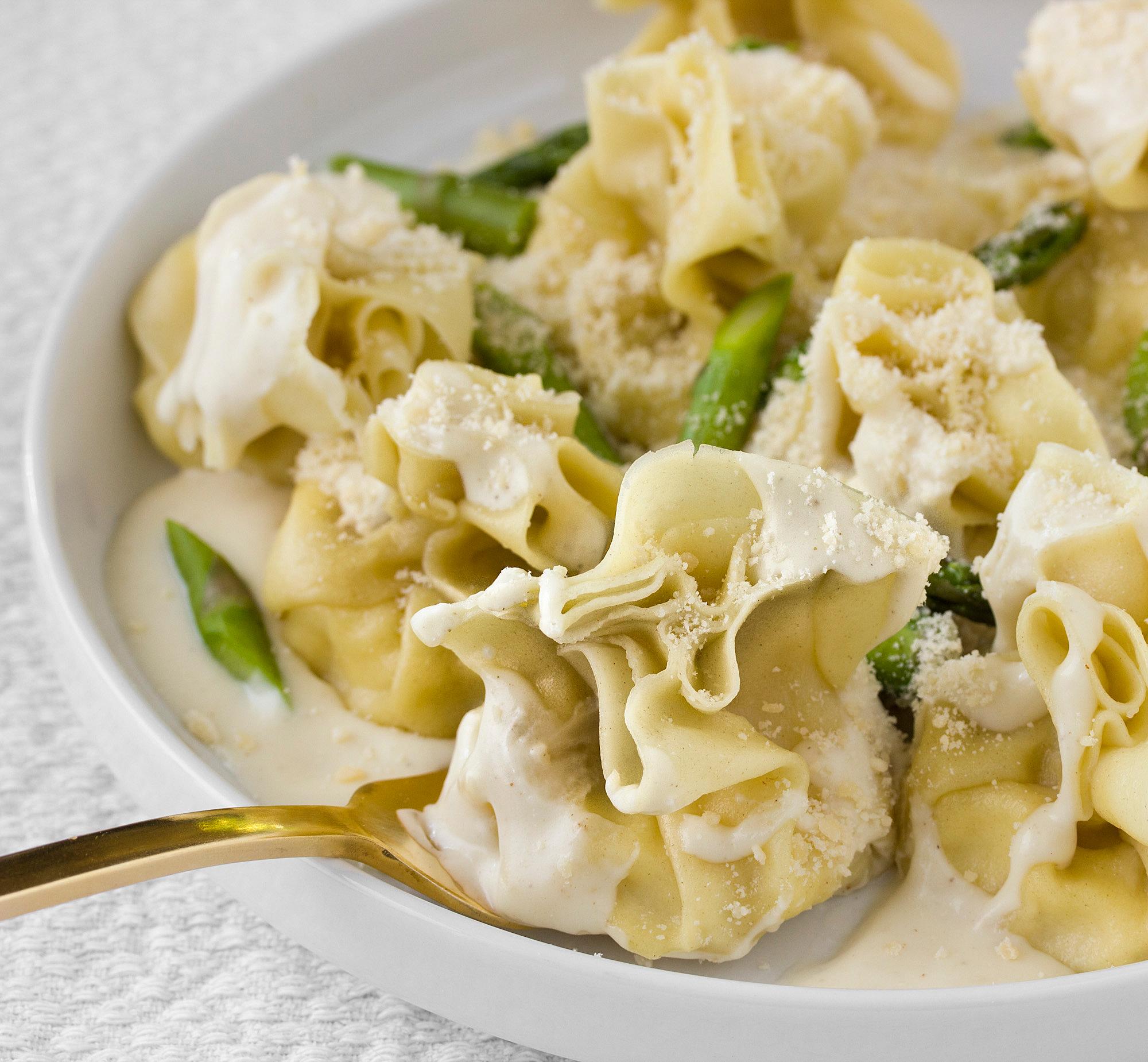 Italian Recipe: Fiocchetti with Pears and Parmesan Cream | Kitchn