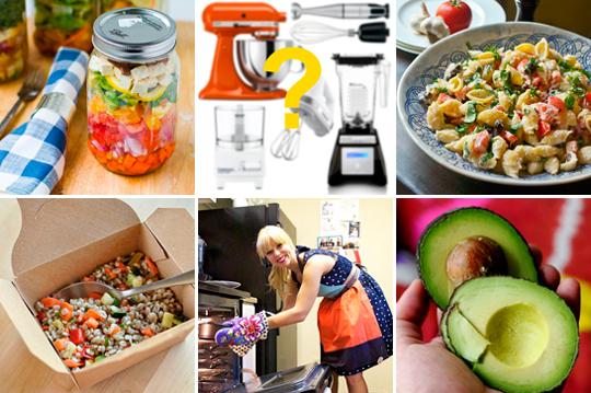 The #1 Multi-Tasking Gadget, Lunch Salads in Mason Jars & Zesty Tortellini Salad   Kitchn