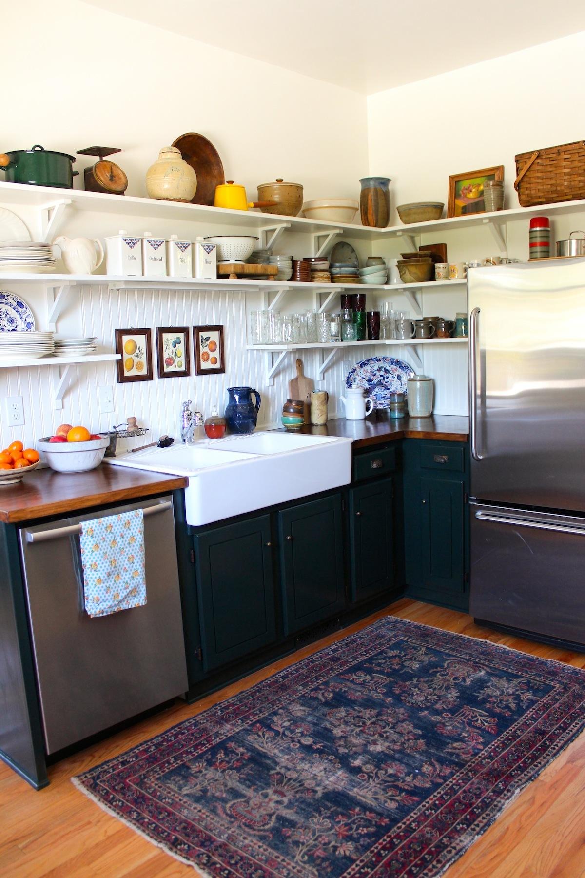A Modern Traditional Seattle Kitchen Kitchn