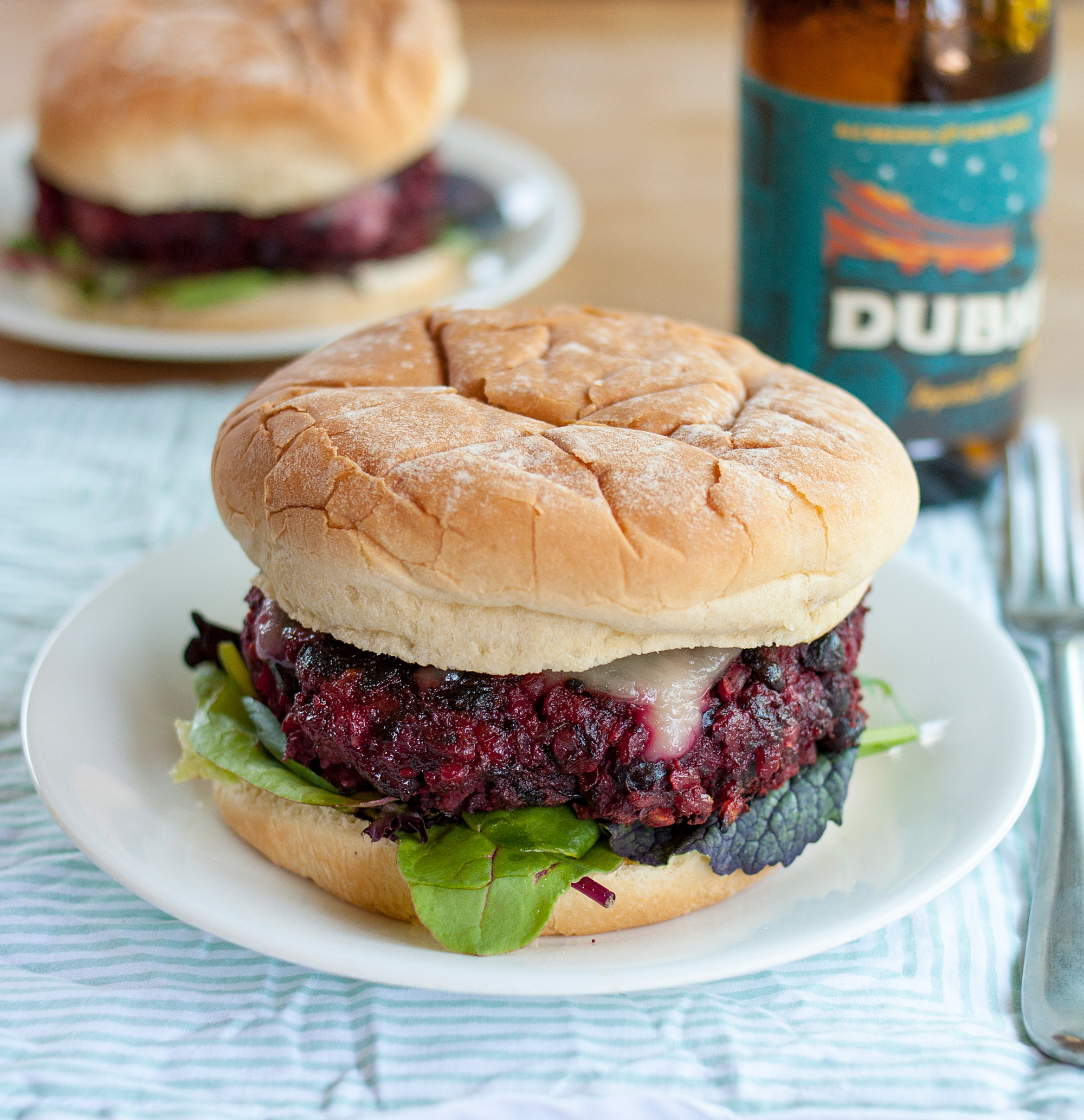 Recipe: Best-Ever Veggie Burger | Kitchn