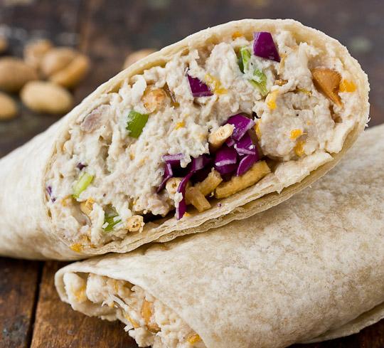 Handheld Salads: 5 Favorite Sandwich Wrap Recipes | Kitchn