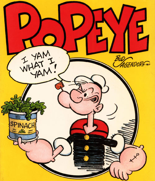 Why Did Popeye Eat So Much Spinach? The Surprising Answer | Kitchn
