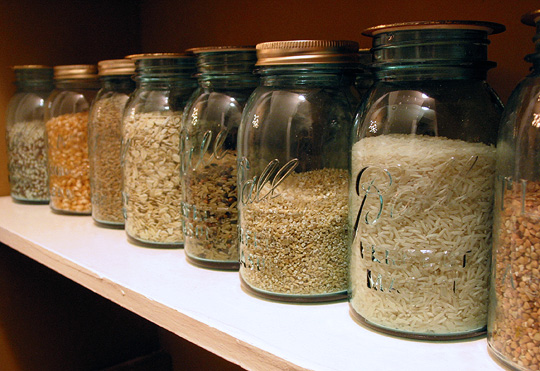 Expert Tip: You Don't Need to Store Whole Grains in the Freezer   Kitchn